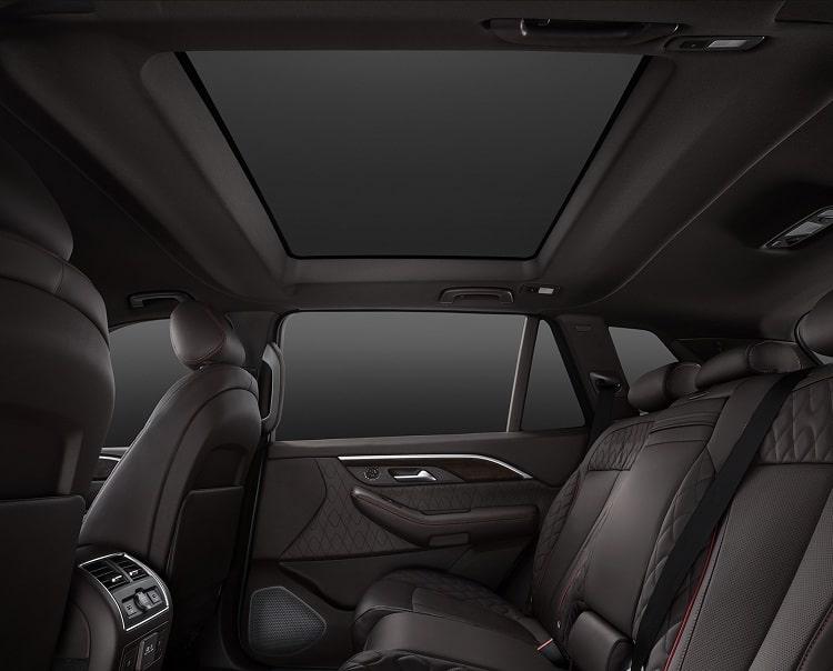 Đánh giá xe VinFast President ở phần nội thất