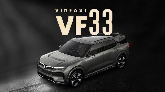 Mẫu xe VF 33