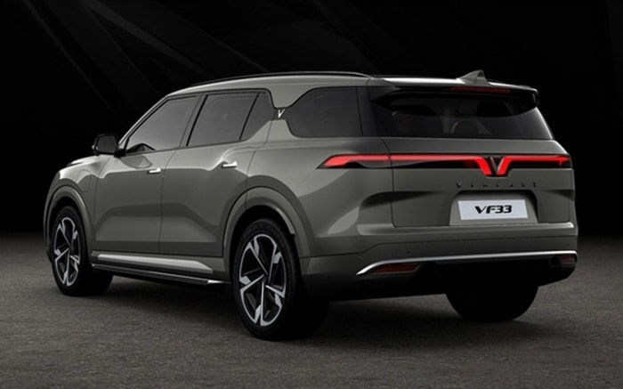 Hé lộ mẫu SUV mới của VinFast với 2 bản điện và xăng 2
