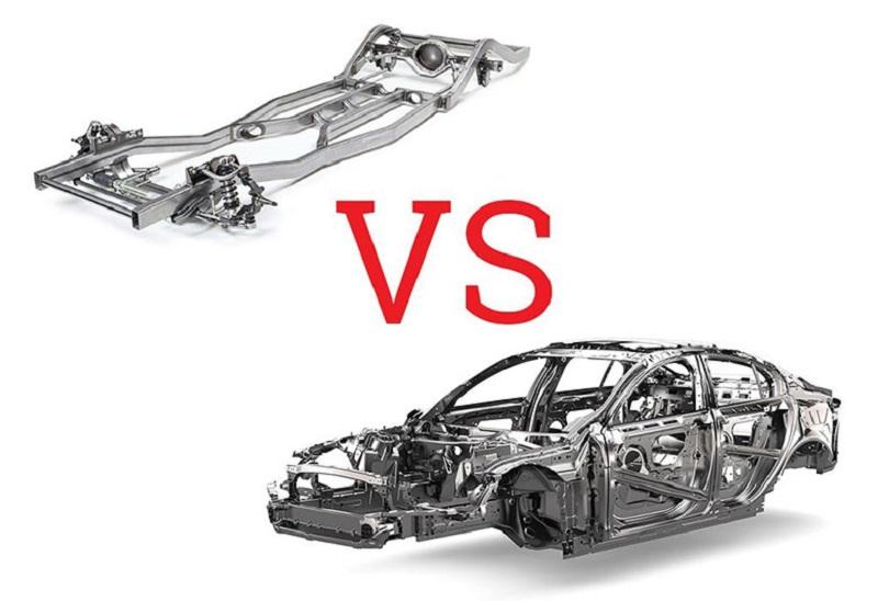 VinFast sử dụng loại khung gầm nào cho những mẫu xe ô tô của mình?