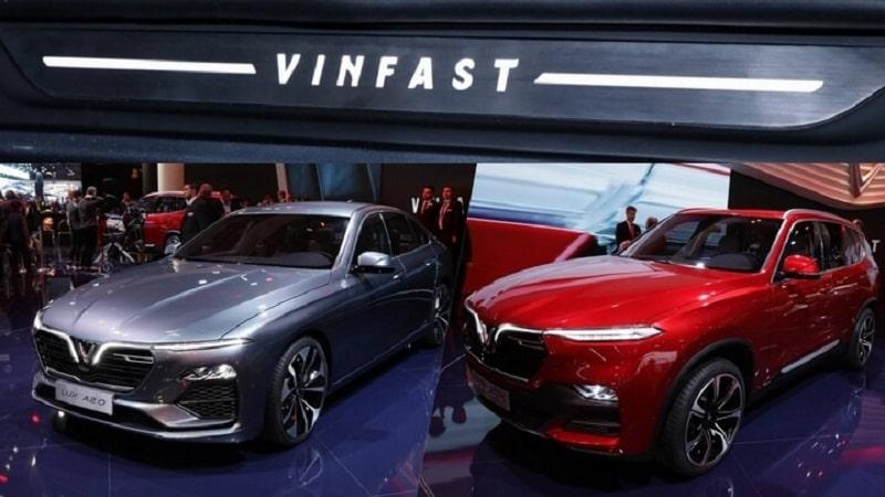 VinFast hợp tác với Phongsubthavy