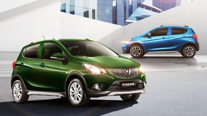 Chi phí nuôi xe Fadil ở hạng mục sử dụng nhiên liệu