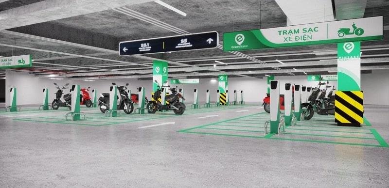 VinFast sẽ lắp đặt trạm sạc xe điện trên khắp 63 tỉnh thành
