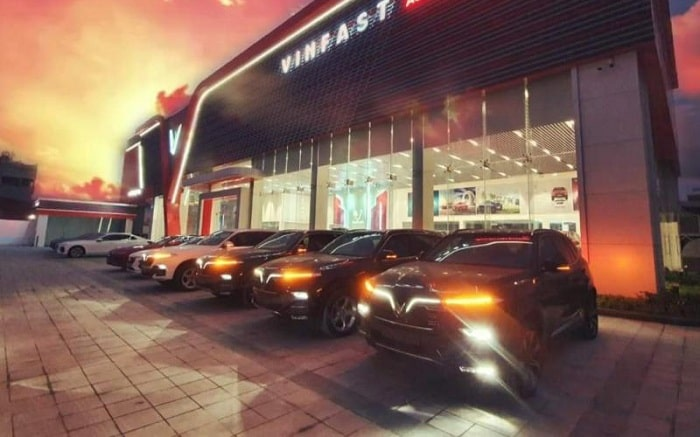 Doanh số VinFas tháng 7 – nắm giữ TOP dòng xe bán chạy nhất ở Việt Nam