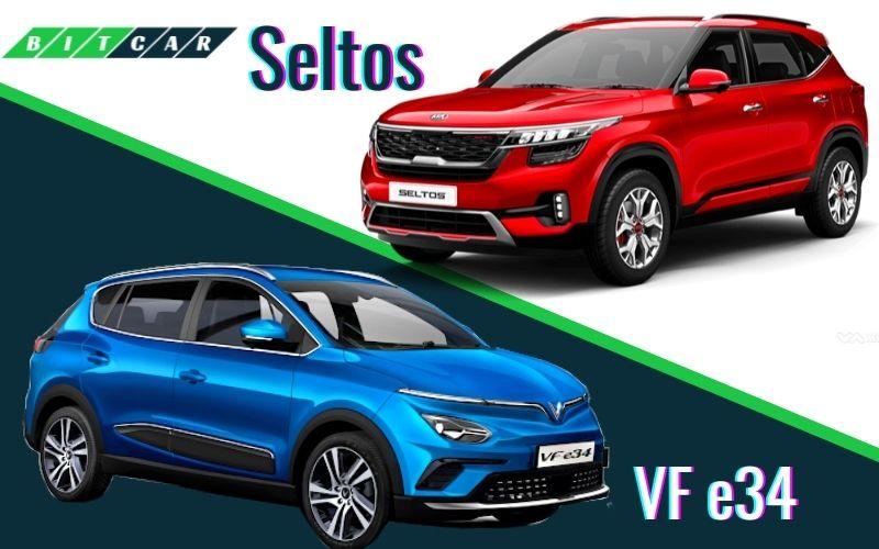 Giới thiệu chung về Seltos và VF e34