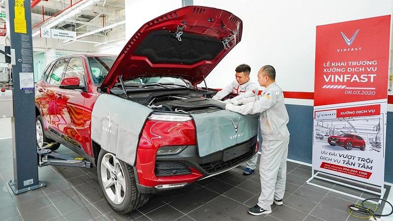 Chi phí nuôi xe Lux SA2.0