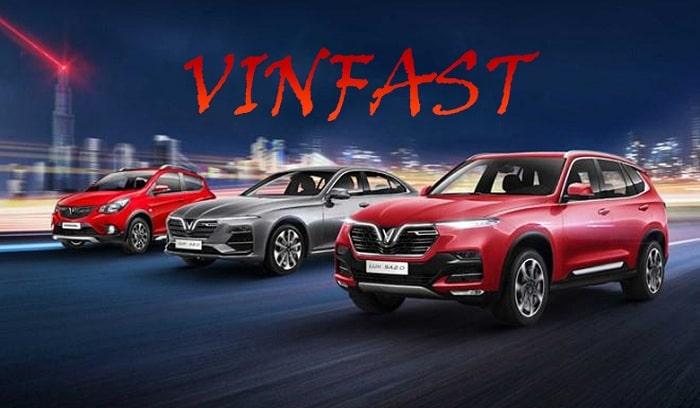 Doanh số xe VinFast tháng 8/2021