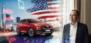 """Mức định giá xe VinFast: Có vượt các """"startup"""" xe điện IPO gần đây"""