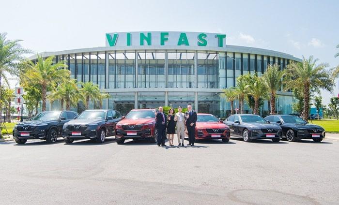 VinFast bán tại Indonesia và kiến nghị giảm thuế trong nước