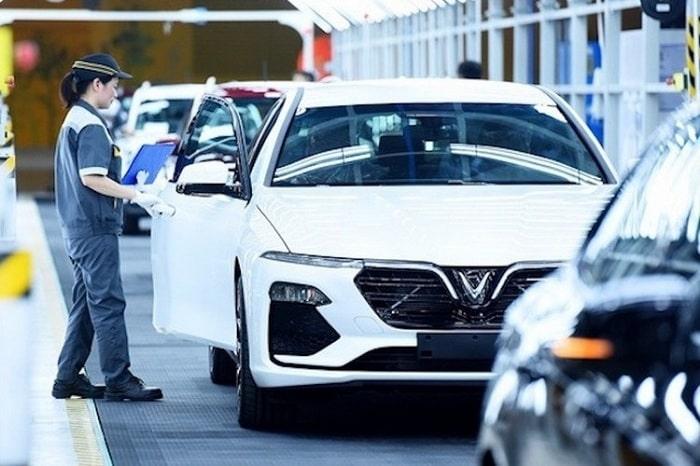 Kiến nghị giảm thuế ô tô trong nước