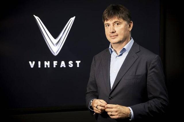 Phỏng vấn Phó chủ tịch VinFast châu Âu