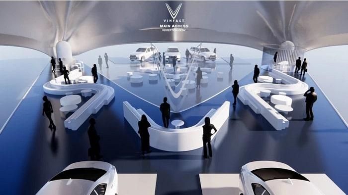 Thiết kế showroom VinFast toàn cầu: Công bố kết quả cuộc thi năm 2021