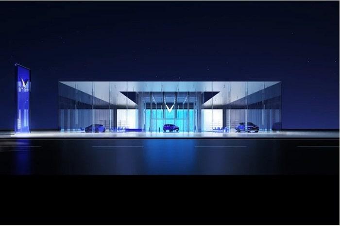 Sức hút tới từ cuộc thi thiết kế showroom VinFast toàn cầu