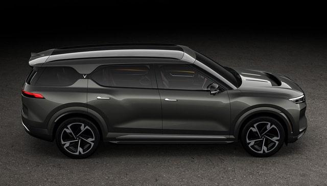 Chiếc xe VinFast điện mới này vẫn chờ công bố chính thức
