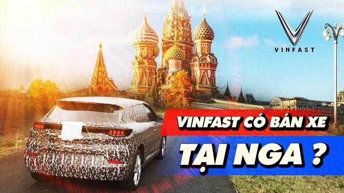 VinFast đăng ký tại Nga dòng VFe35 sau khi tới Bắc Mỹ và châu Âu?